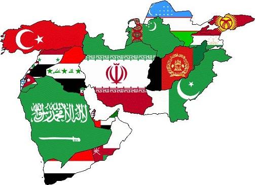 Bliski Wschód 1