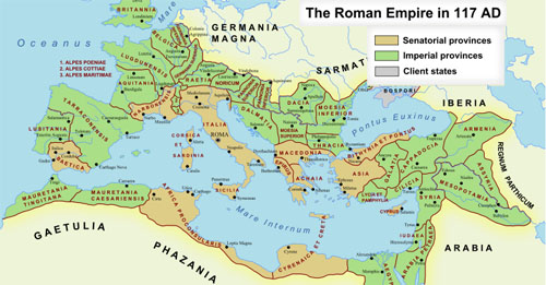 Roman-Empire-in-117-AD