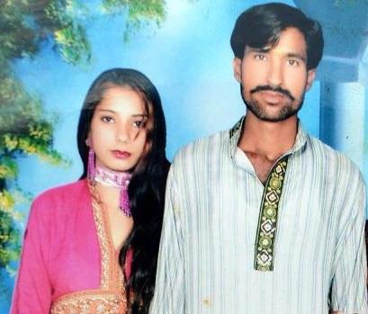 Sajjad Masih i Shama Bibi