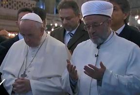 Papież w Meczecie
