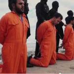 Ścięcie 21 chrześcijan w Libii