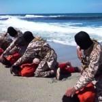 Egzekucja etiopskich chrześcijan przez ISIS