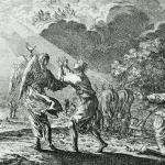 Jan Luyken, The Rapture (3)